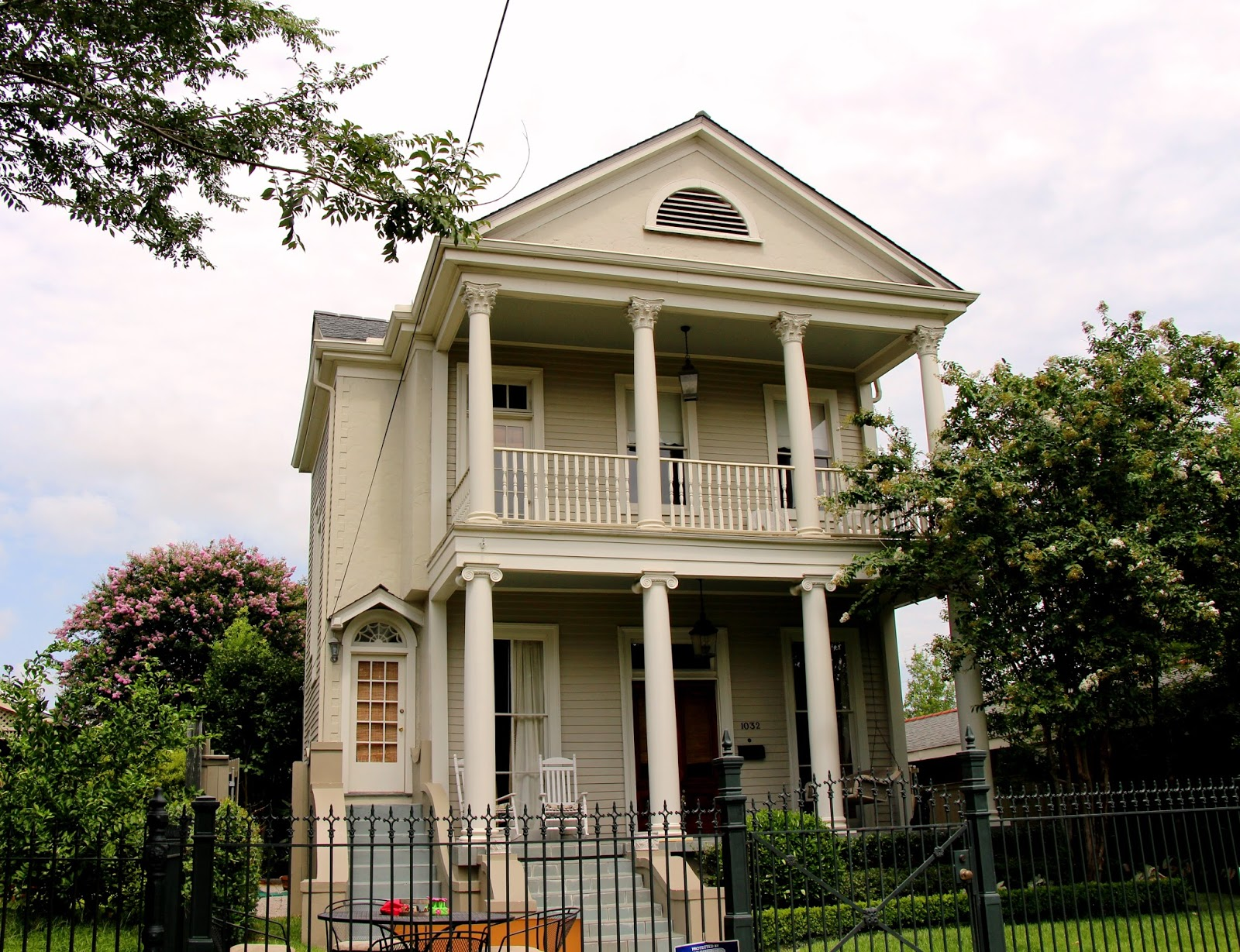 Real estate new orleans uptown new orleans for New house builders