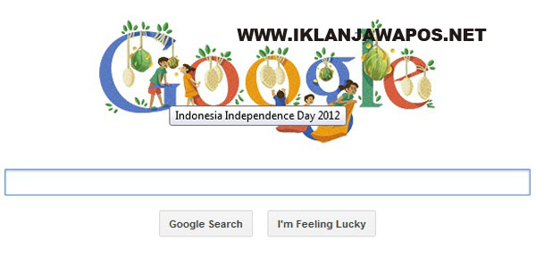 Ungkapan Selamat Merdeka Untuk Indonesia (By Google)