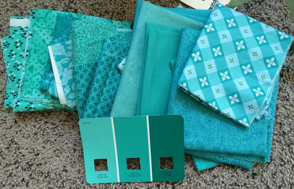 A Quilt of Heather: Grand Illusion Color Scheme : quilt colors schemes - Adamdwight.com