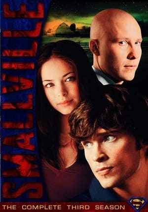 Série Smallville - 3ª Temporada 2003 Torrent