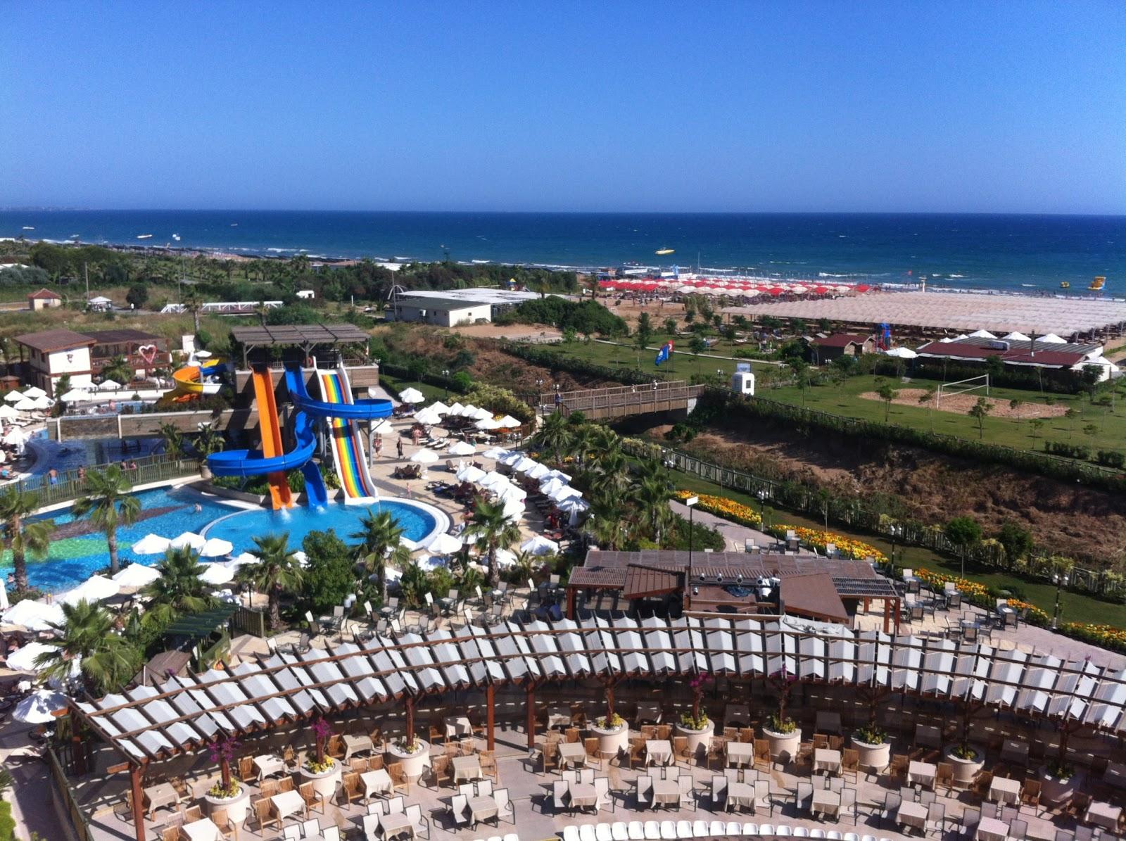 Hotel Crystal Palace Luxury Resort And Spa Turkische Riviera