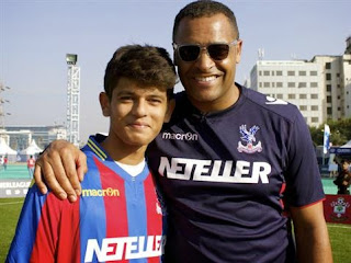 Crystal Palace trial from Mumbai Lad