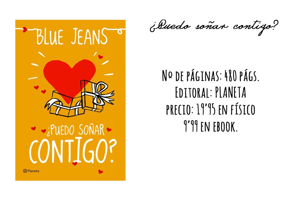 Reseña: ¿Puedo soñar contigo? - Blue Jeans