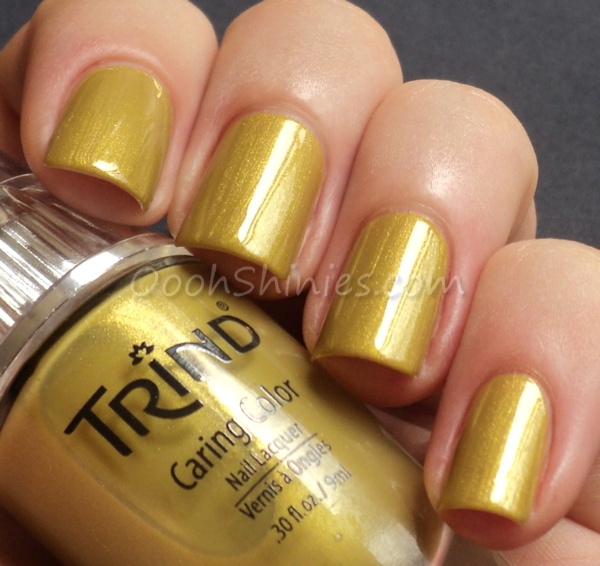 Trind Golden Leaves