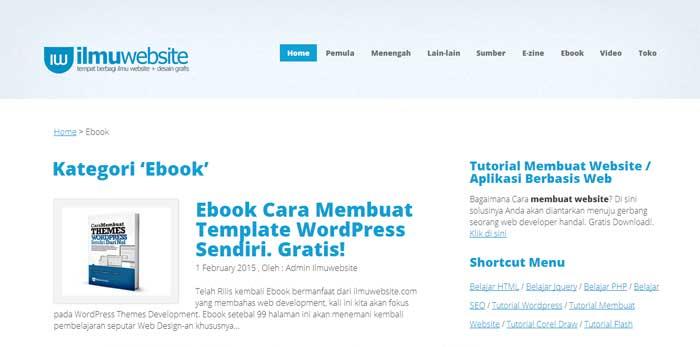 Gratis terlengkap tempat download ebook
