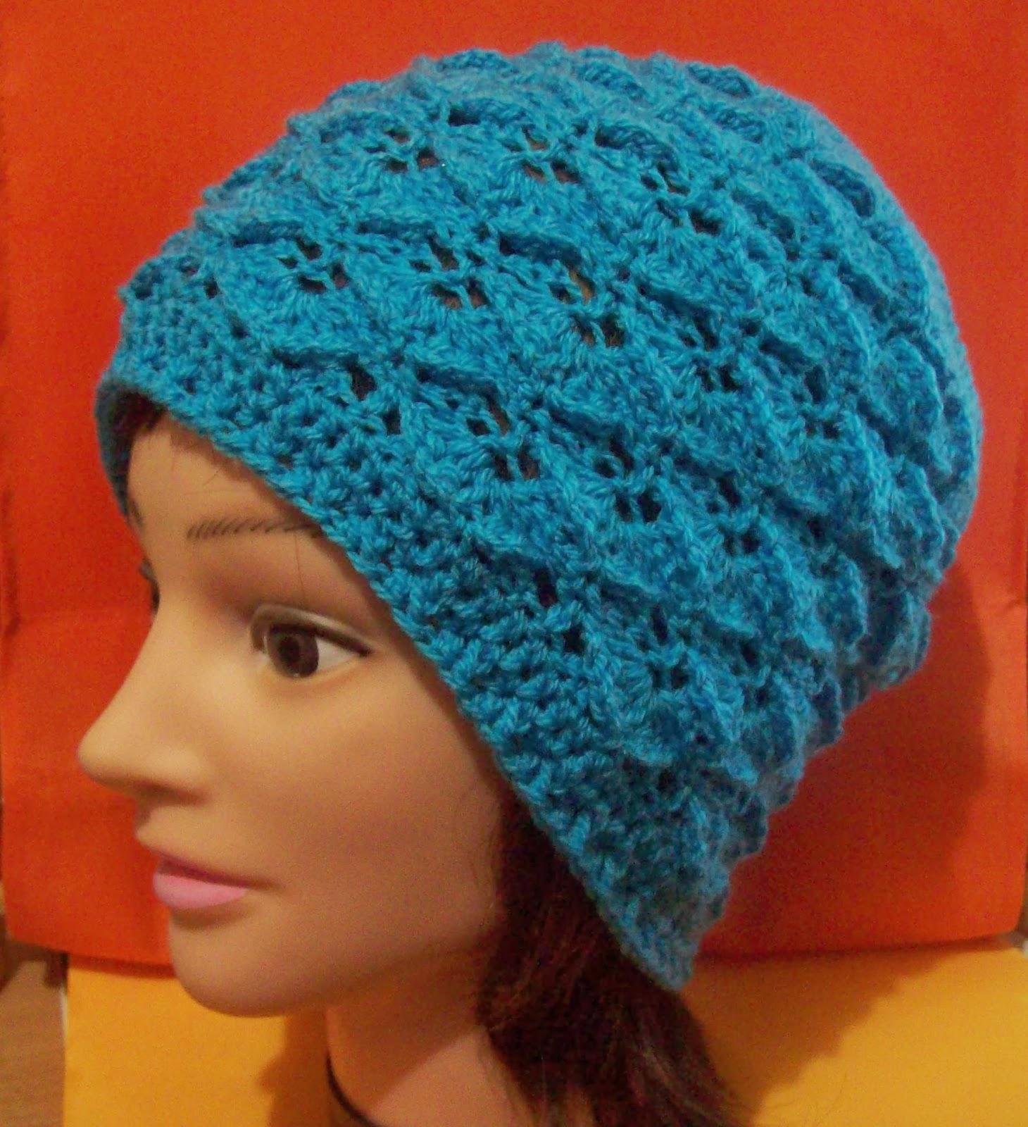 Free Crochet Hat Pattern For Adults
