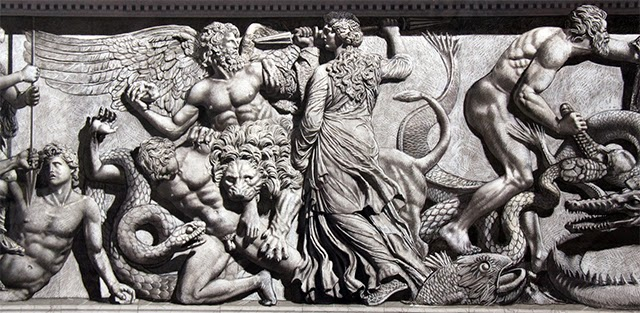 Greeks of the Classical age knew of several poems about the war    Zeus Brothers And Sisters