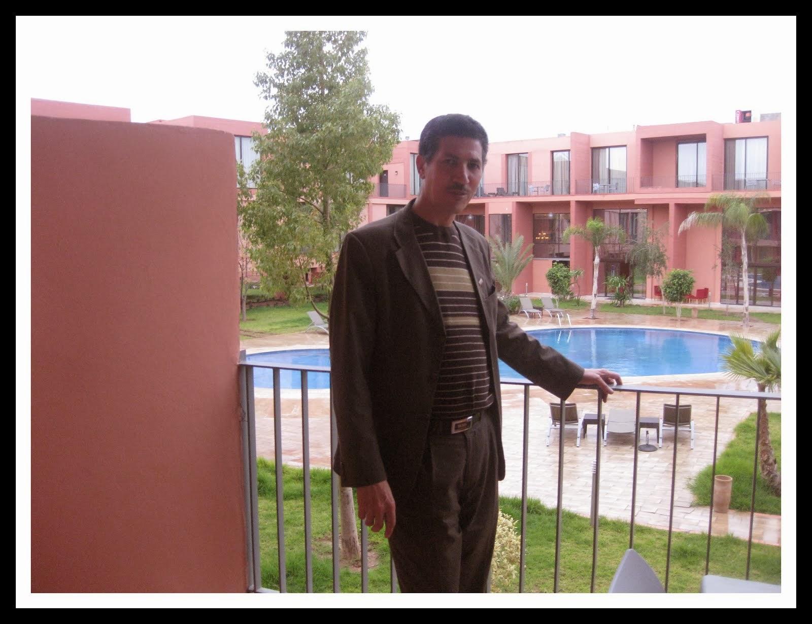 HOTEL GOLDIN TULIP RAWABI  A MARRAKECH