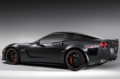 voitures et automobiles la corvette z06. Black Bedroom Furniture Sets. Home Design Ideas