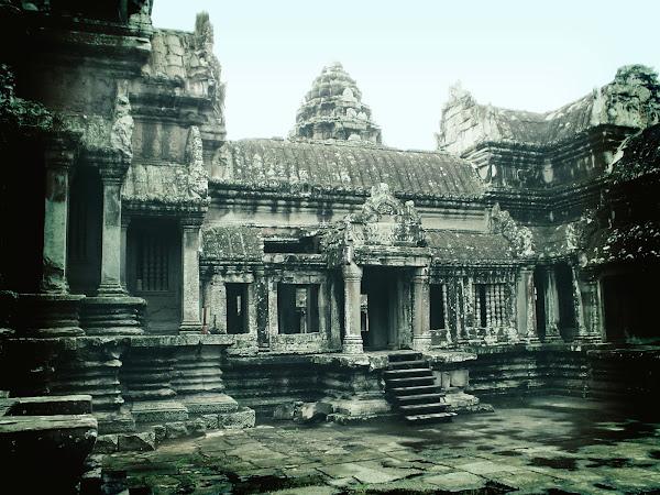 Viajar a Camboya - Los Templos de Angkor