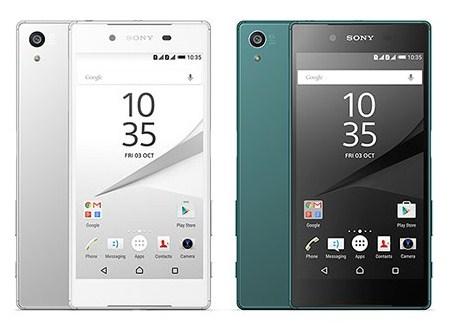 Harga Resmi Sony Xperia Z5 Series Di Indonesia,