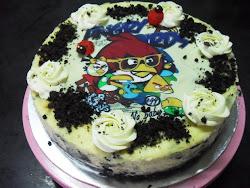 OREO CHEESA CAKE
