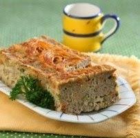 Resep Meatloaf Sayur