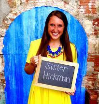Sister Genevieve June Hickman