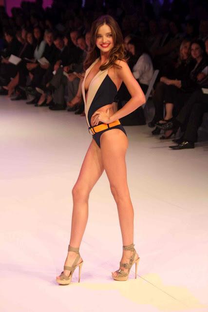 Miranda Kerr – David Jones Fashion Show in Sidney