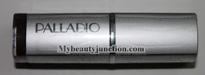 Palladio herbal lipstick chianti swatches, review, photos