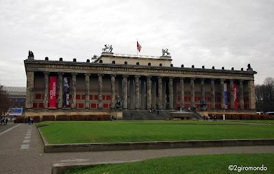 Neues Museum, Berlino