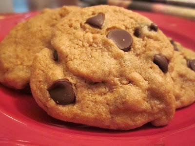 chocolate chip cookies vegan style