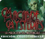 Macabre Mysteries: La maldición del Nightingale Edición Coleccionista.