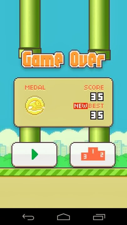 How to Succeed Playing Flappy Bird Game?