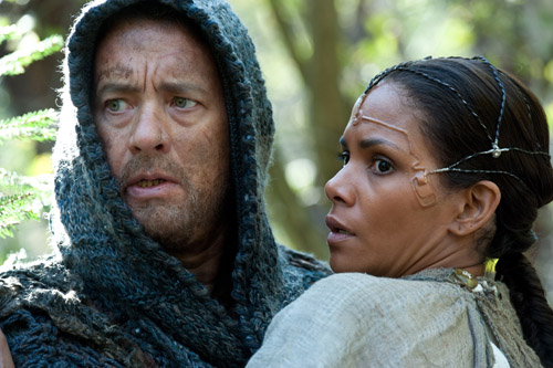 cloud atlas tom hanks Zachry halle berry Prescient Meronym