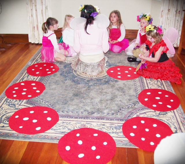 Great Fun Etc: Fairy Party (with Printables