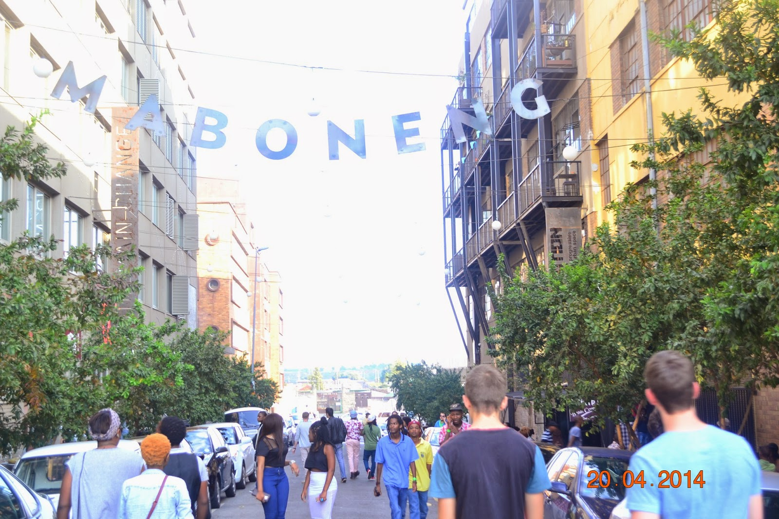 the maboneng precinct