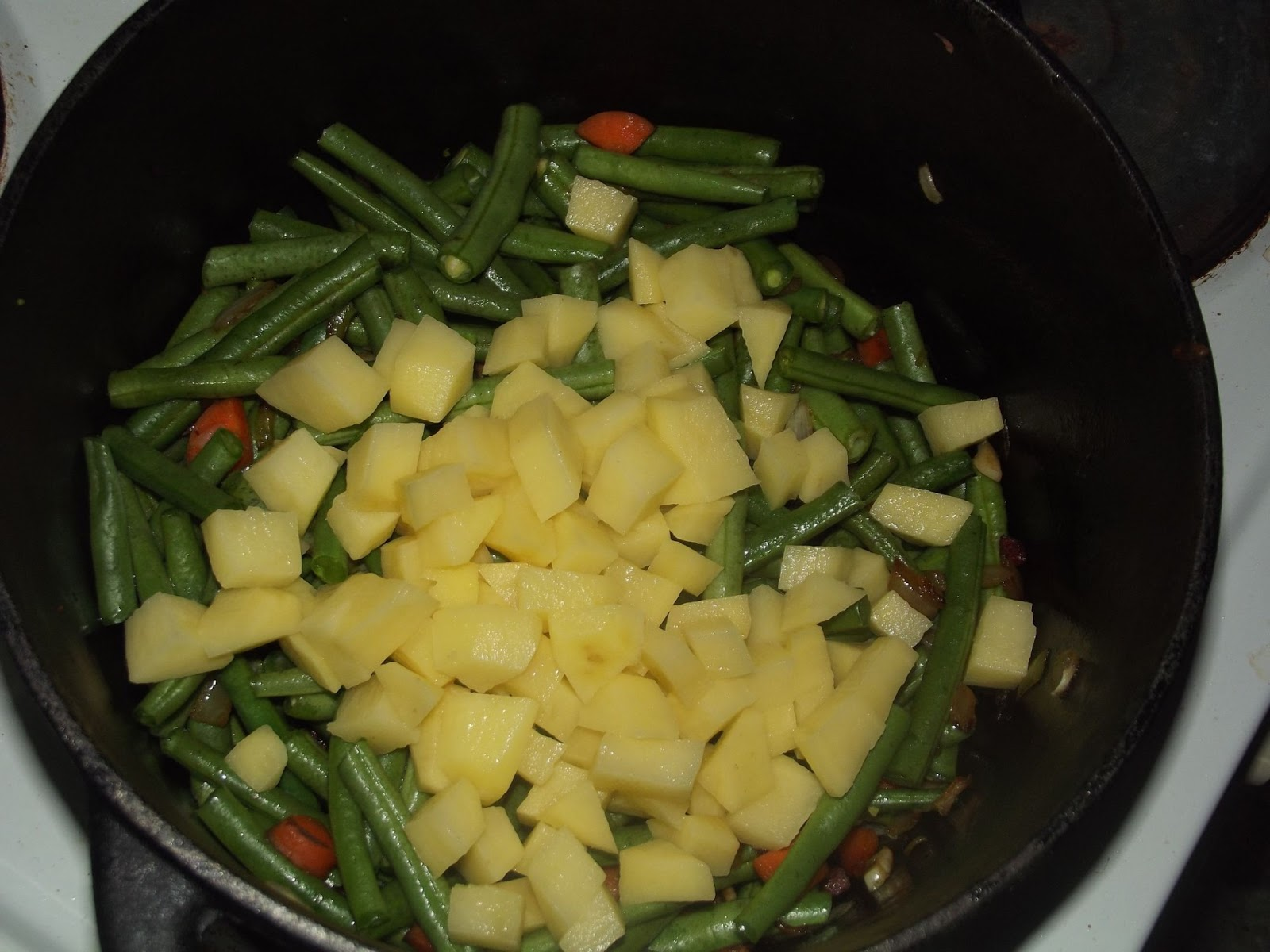 Green Bean Soup (Bouneschlupp) Recipes — Dishmaps