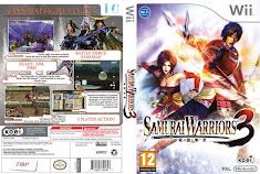 Samurai Warrior's III (3DVD) RM30