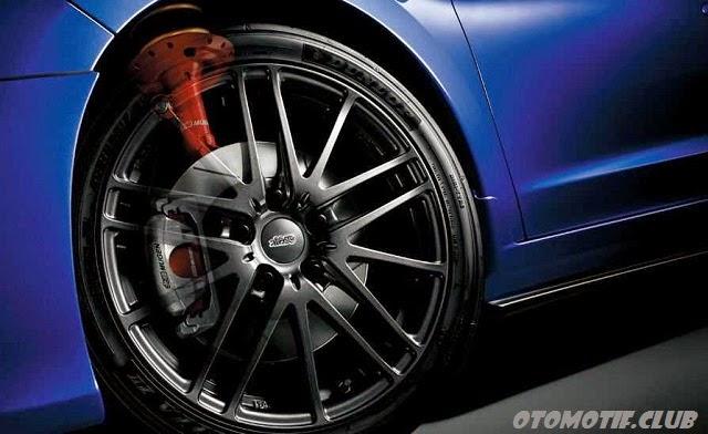 Velg Rem Honda CR-Z Mugen RZ
