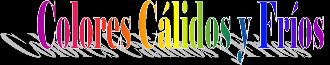 1) CREAR ARTE CON EL ARTE: LOS COLORES CÀLIDOS Y FRÌOS
