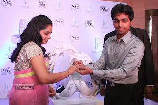 GV-Prakash-and-Saindhavi-Stills-at-Nac-Jewellers-Celebration