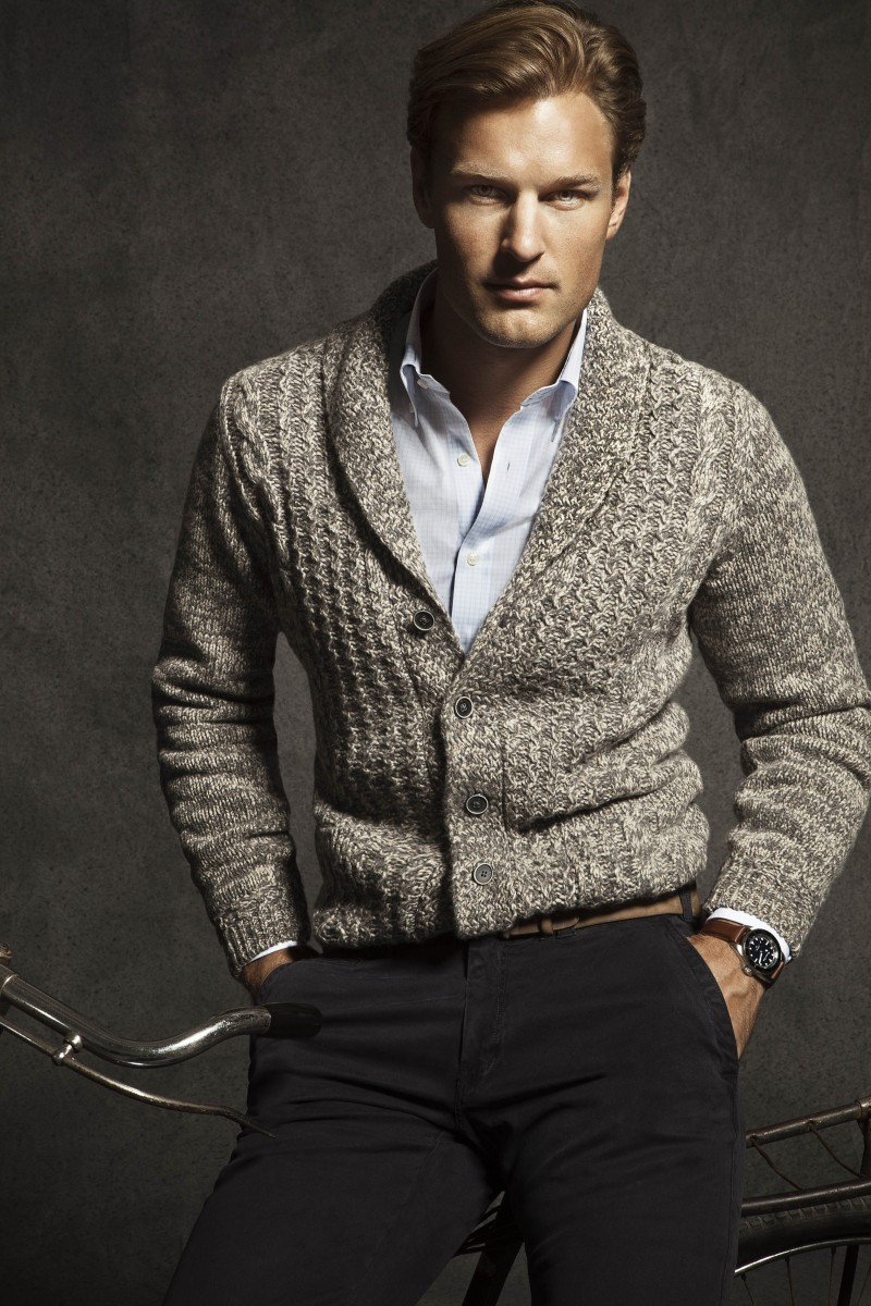 I Am Fashion Massimo Dutti August 2012 Lookbook Menswear