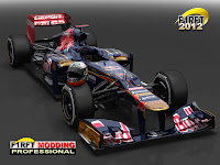 Toro Rossos rfactor F1 RFT 2012 images 6