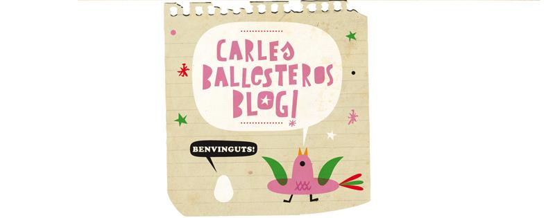 Carles Ballesteros Blog
