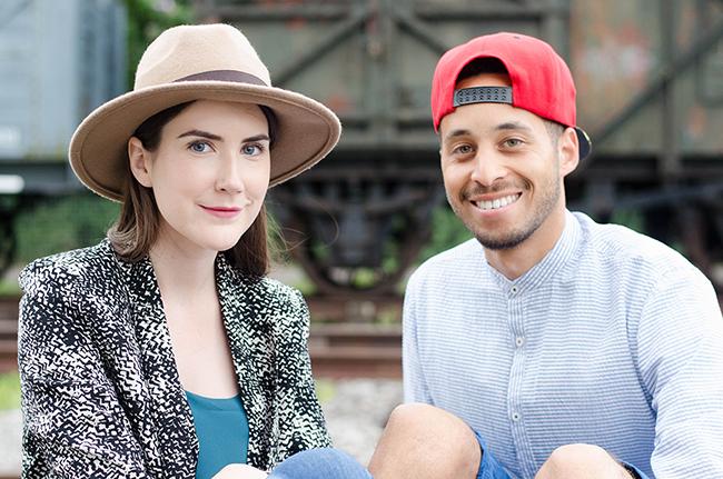 Couple bloggers