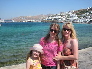 Gone With The Family Mykonos
