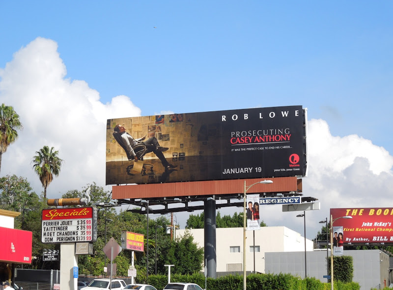 Prosecuting Casey Anthony Lifetime billboard