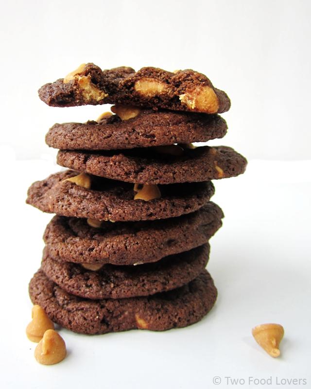 Fudgy Reese's Cookies