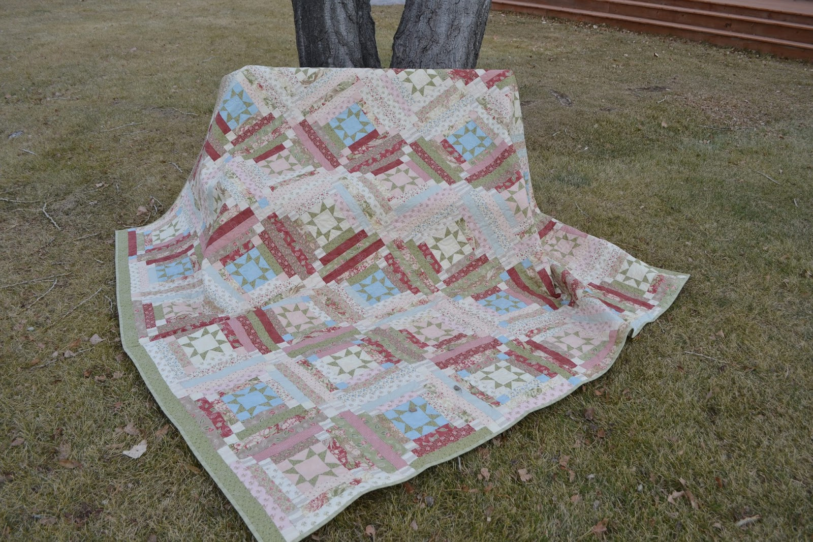 full rustic dp com kitchen piece pl amazon cabin set quilt queen lodge greenland home cabins