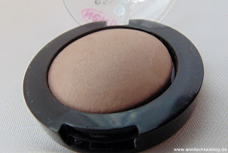 Essence - I love Nude Eyeshadow - 05 My Favorite Tauping - www.annitschkasblog.de