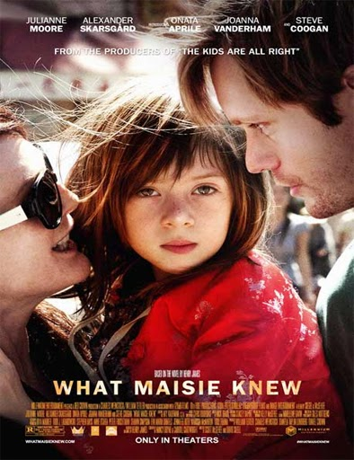 Ver What Maisie Knew (2012) Online
