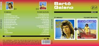 CD Bartô Galeno – Lembranças E Pelo Menos Uma Palavra (2015)