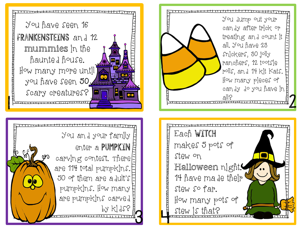 math word problems for 4th graders