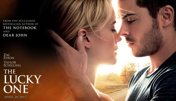 Zac Efron: The Lucky One, the new trailer