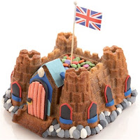 Cake Castle Cake Mould