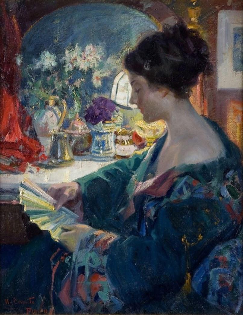 Ulisse Caputo Silk kimono