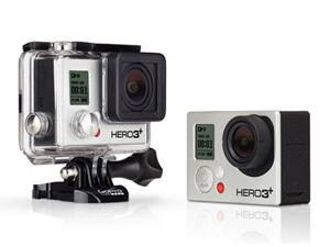 Filmadora digital GoPro Hero3+ Black Edition