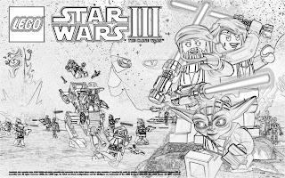 STAR WARS zum Ausmalen HelloKids  - Star Wars Raumschiffe Ausmalbilder