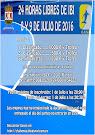 24 HORAS F. S. ABIERTAS 8 Y 9 DE JULIO 2016